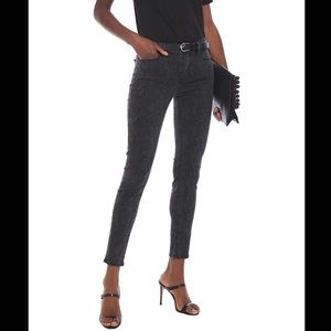 Frame Le Skinny de Jeanne Jeans Black